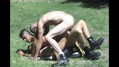 Scorpio Gets Double Fucked