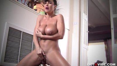 Busty Milf Makes The Sexiest Moans