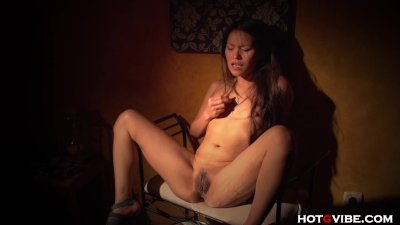 Tiny Asian Teen Squirts
