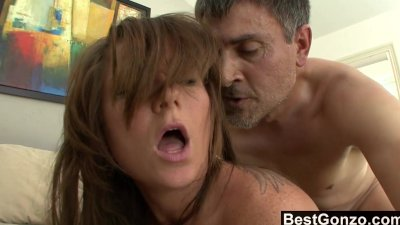 Hot Piece Of Ass Bounces On Cock