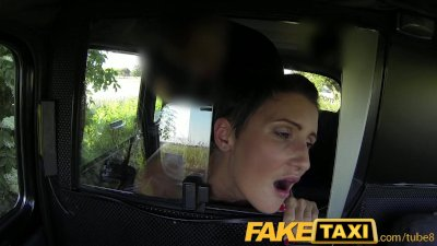 Czech Pov Public video: FakeTaxi Prague Beauty in backseat london sex cab holiday