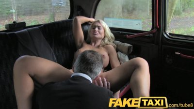 FakeTaxi Hot blonde looking fo