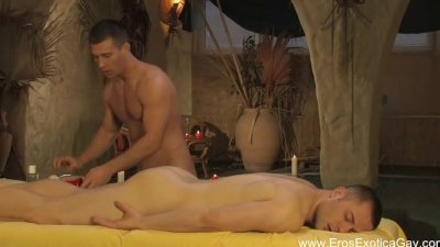Anal Massage: The Beginning