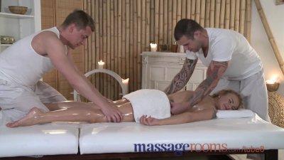 Massage Rooms Innocent blonde