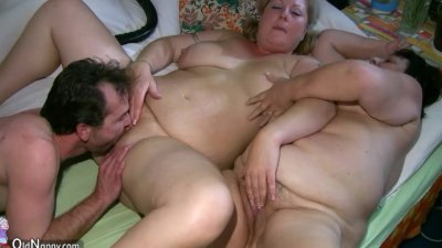 Something grannies threesome tube8 are not