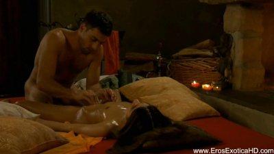 Erotic Anal Massage In True HD