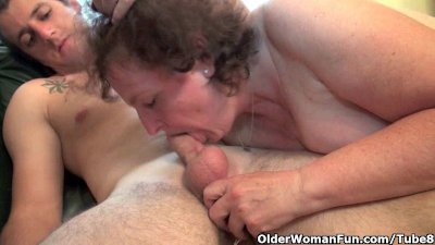 Old holes need young cock