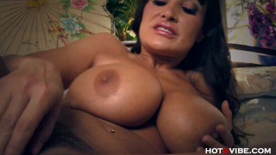 MILF with Huge Tits is a Real