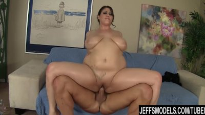 Angel Deluca is oiled up and f