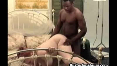 Busty Fiona getting fucked by