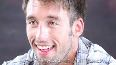 HD GayCastings - Cute and shy American boy is fucked by the casting agent