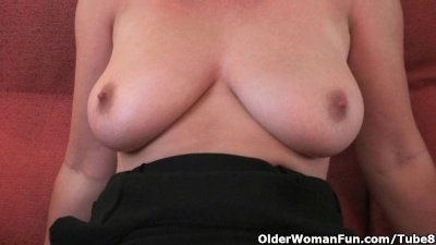 Britain's hottest grannies collection