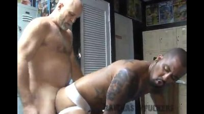 Dark Lovin' Daddy Breeds my Black Ass