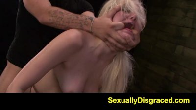 FetishNetwork Jenna Ivory dungeon bdsm and extreme torment