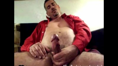 Mature amateur dudes jerking themselves off
