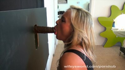 Wifey Fucks Big Black Cock And Swallows Jizz