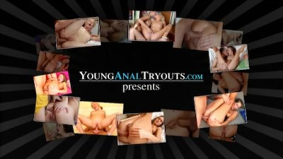 Young Anal Tryouts - Claire is