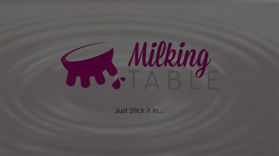 MilkingTable Asian Glory-Hole