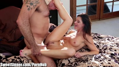SweetSinner MILF India Summer Fucked To Intense Orgasm