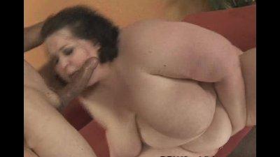 Cock Sucking BBW Jelli Bean Ge