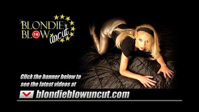 Horny cock loving Milf Blondie