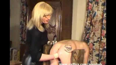 Bizarre anal fist and foot fucked amateur slave