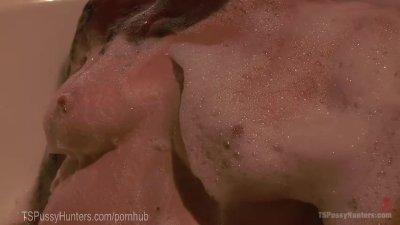 Hot Sensual TS Fantasy Fuck
