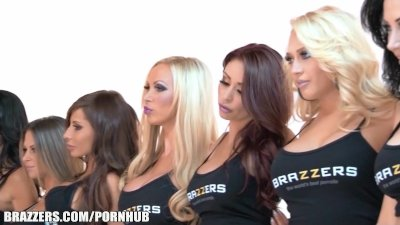 Compilation video: Brazzers - Brazzers 10 years Anniversary