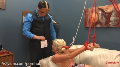 Big ass Layla Price gets rough