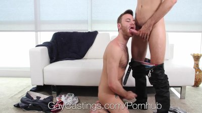 Brody Fields Meets His Agent and Gets Fucked in the Ass