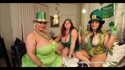 Angelina Castro St. Patricks d