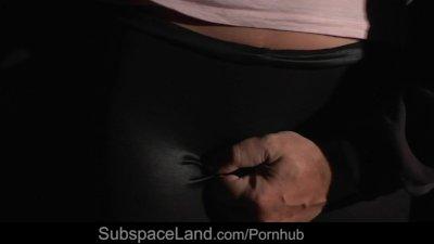 Slave's head shoved into groun