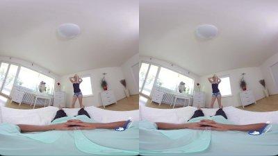 BaDoinkVR Inside Blanches Bedroom