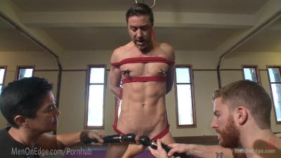 Edging Leads To Huge Cum Loads
