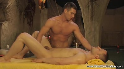 Making The Anal Massage
