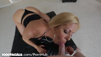 1000facials Alexis Fawx Is A Slutty LIttle MILF