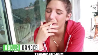 Abella Danger Wants to get Gang-banged!