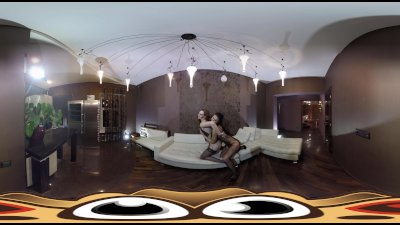 VR PORN 360 Two hot girls want