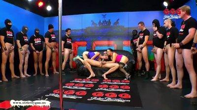 cunt cleanup 101 – german goo girls
