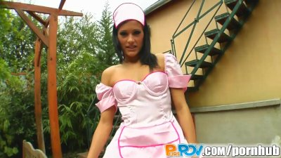 Pure Pov My maid does more tha