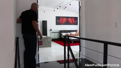 Alison Tyler gets her tight pu