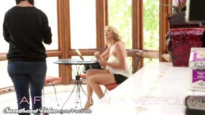 Slutty MILF's affair With Teen