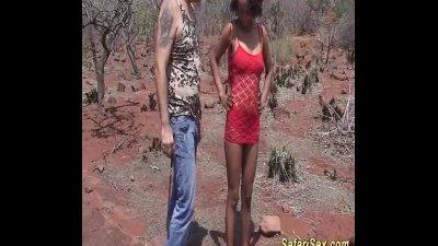 wild african safari sex tour